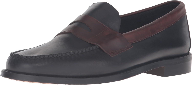 Sebago Men's Men's Heritage Penny Loafer, schwarz braun Oiled Waxy Leather, 7.5 M US  einzigartiges Design