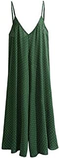 Best sleeveless pintuck palazzo jumpsuit Reviews
