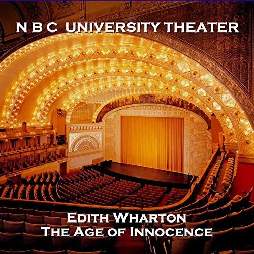 NBC University Theater: The Age of Innocence cover art