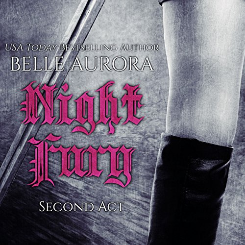 Couverture de Night Fury: Second Act