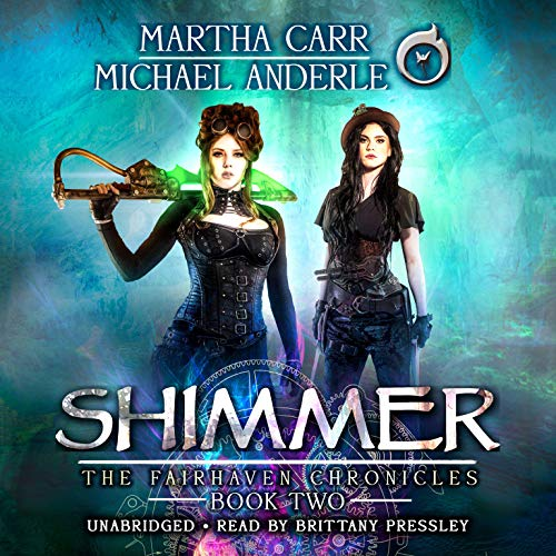 Shimmer: The Revelations of Oriceran Audiobook By Martha Carr, Michael Anderle cover art