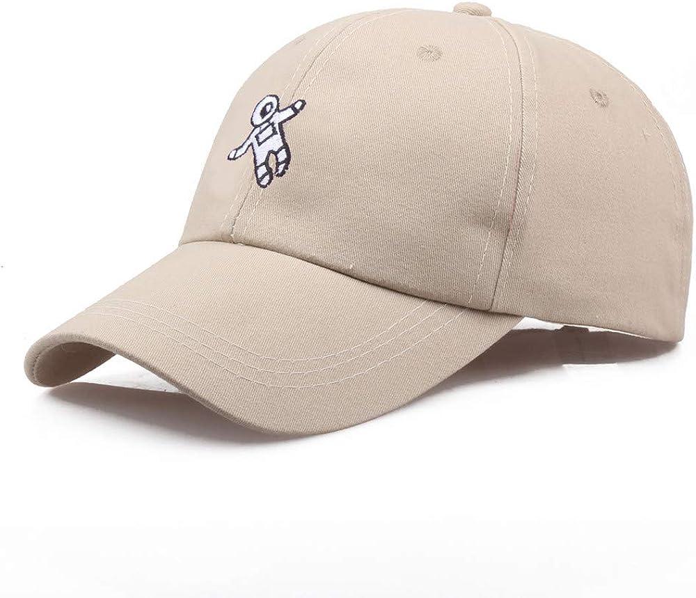 FORUU Caps Unisex Fashion Max 45% Tucson Mall OFF Emberoidery Baseball Astronaut