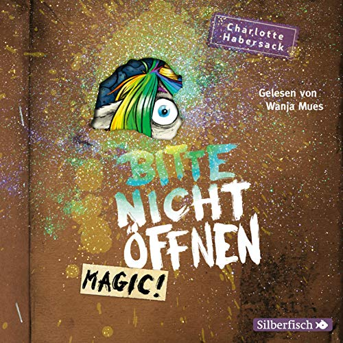 Magic! (German edition) cover art
