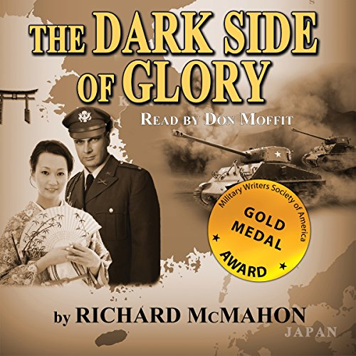 The Dark Side of Glory audiobook cover art
