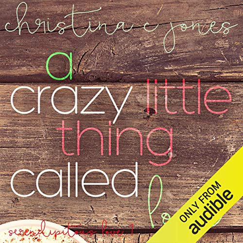 A Crazy Little Thing Called Love audiobook cover art