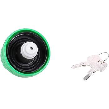 per Fiat 500 Grande Punto Fiat Tappo serbatoio originale con serratura con 2 chiavi EVO OE 71802520