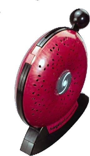 wholesale Bagelpod outlet sale Bagel sale Slicer Red Black Color Combination outlet sale