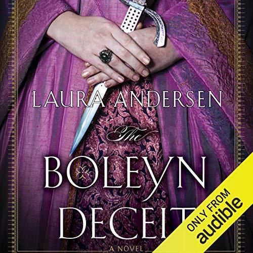 The Boleyn Deceit audiobook cover art