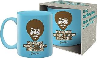 Aquarius Bob Ross Happy Little Accidents 11oz Boxed Ceramic Mug