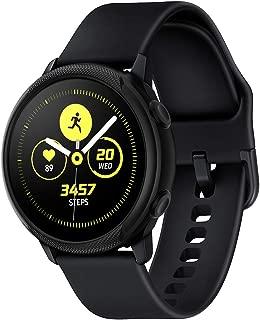 Spigen Liquid Air Armor Designed for Samsung Galaxy Watch Active Case 40mm (2019) - Black