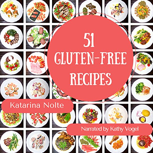 51 Gluten-Free Recipes cover art
