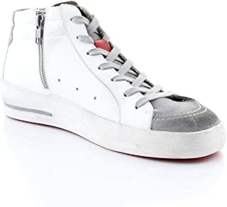 Ishikawa Luxury Fashion Mens 1825WHITE White Hi Top Sneakers   Spring Summer 20