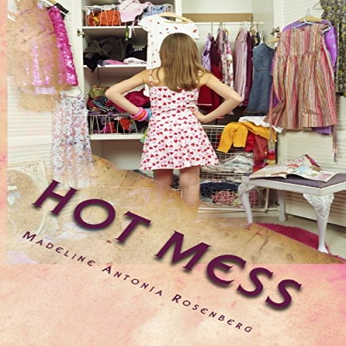 Hot Mess audiobook cover art