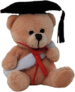 Elka Australia 96842-9G Graduation Bear Soft Plush Toy, 9 Centimeters