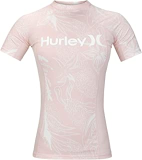 Hurley 女士 W 多米诺*衣 S/S 莱卡/*衣