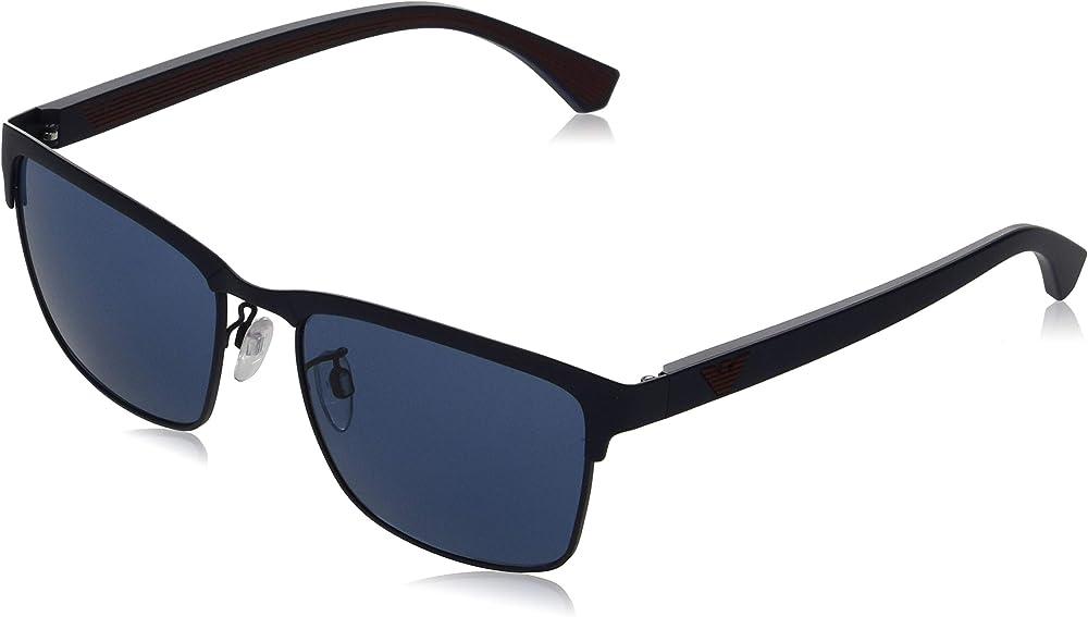 Emporio armani, occhiali da sole, unisex 0EA2087A