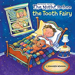 Image: The Night Before the Tooth Fairy | Paperback – Illustrated: 32 pages | by Natasha Wing (Author), Barbara Johansen Newman (Illustrator). Publisher: Grosset and Dunlap; Illustrated edition (September 15, 2003)