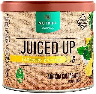 Juiced UP (200g) - Matcha c/ Abacaxi, Nutrify
