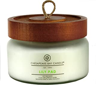Chesapeake Bay Candle Heritage Scented Candle, Lily Pad Small