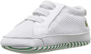 Lacoste Kids' L.12.12 Crib Shoe
