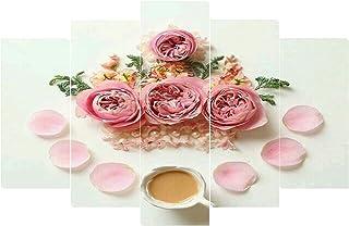 Roses wall art MDF dfr-7020-100x60