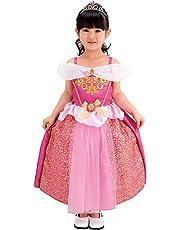 ディズニープリンセス ふわりんドレス オーロラ 100cm-110cm