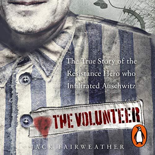 The Volunteer audiobook cover art