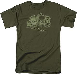 Men's MGM Delta Force Distressed Logo Adult T-Shirt
