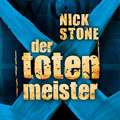 Der Totenmeister cover art