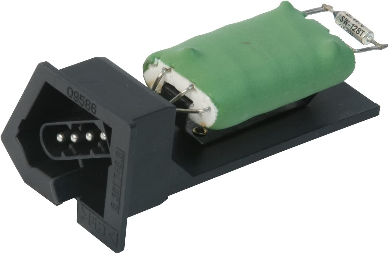 URO Limited Special Limited price sale Price Parts 64118391749 Blower Motor climate con without Resistor