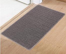 Ki-Shop Non Slip Door Mat for Home - Low Profile Door Mat Outdoor or Indoor - Welcome Mat 40cm*60cm - Absorbent Resist Dir...