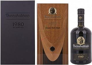 Bunnahabhain 36 Years Old Canasta Cask Finish in Holzkiste 1980 Whisky 1 x 0.7 l
