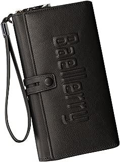 Baellerry Men's Business r Clutch Bag Wrist Bag Tote Bag Mobile Phone Wallet