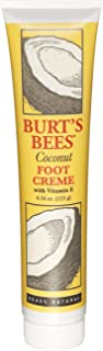 Burt'S Bees Burt's bees coconut foot cream, 4.34 Ounce