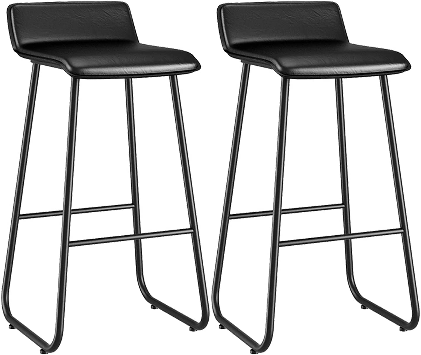 LIPINCMX 25.6in 65cm Counter Height Sales of SALE items from new Tulsa Mall works PU Stools Modern Bar Leathe