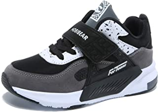 GUBARUN Sneakers for Boys and Girls, Kids Running Lightweight Shoes - Athletic Tennis Shoe Comfort
