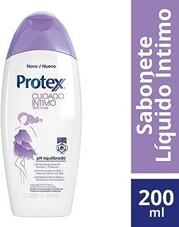 Sabonete Íntimo Líquido Protex Cuidado Íntimo Soft Floral 200ml