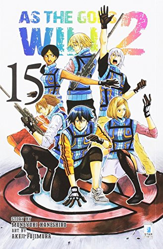 As the gods will 2 (Vol. 15)