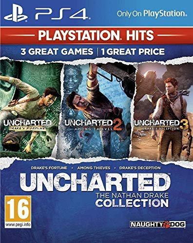 Bester der welt Ps4 Uncharted: Nathan Drake Collection (EU)
