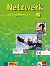 Netzwerk A2. Kursbuch. Per le Scuole superiori. Con DVD-ROM. Con espansione online: Netzwerk a2, libro del alumno + 2 cd + dvd