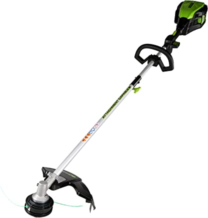 Greenworks PRO 16-Inch 80V Cordless String Trimmer (Attachment Capable), Battery Not