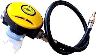 Hanperal 145 PSI Explorer Scuba Diving Dive 2nd Stage Regulator Octopus Hookah, Hookah Dive Regulator