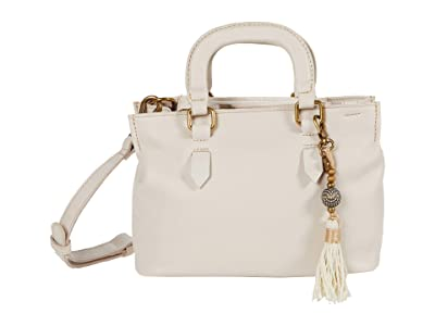 The Sak Santa Barbara Mini Satchel (Stone) Handbags