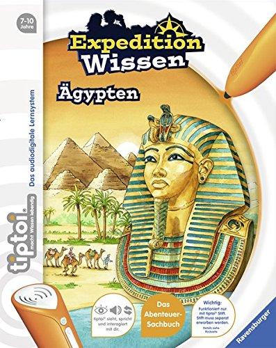 tiptoi® Ägypten (tiptoi® Expedition Wissen)