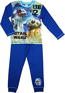 The PyjamaFactory by Star Wars Millennium Falcon Cool Long Pyjamas 5 to 11 Years