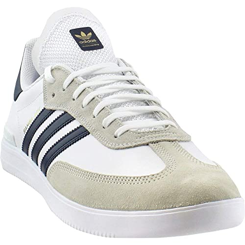 White adidas Skateboarding Shoes: Amazon.com
