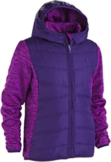Under Armour Girls' ColdGear Minaret Vista Hybrid Jacket