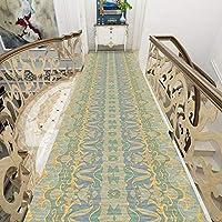 廊下敷きカーペット とても長い ランナーラグ、 滑り止め 洗える エリアラグカーペット 廊下用 エントリ 保育園 リビングルーム ホーム キッチン、 60cm / 80cm / 100cm / 120cmワイド (Size : 80x500cm)