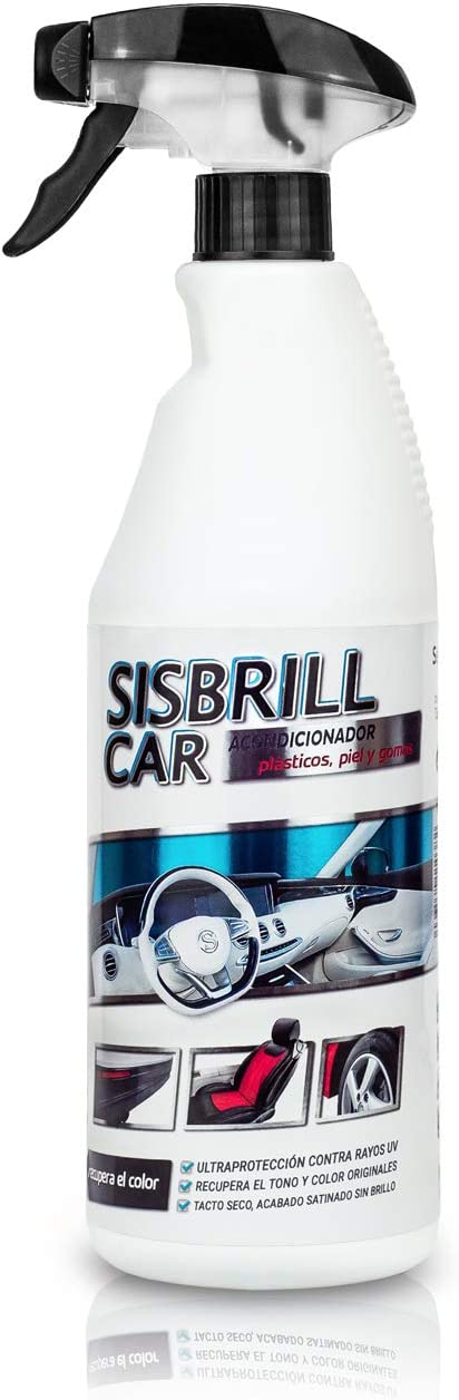 3267 opinioni per Sisbrill Car- Multi-top che rinnova, lucida e protegge il cruscotto, la pelle e