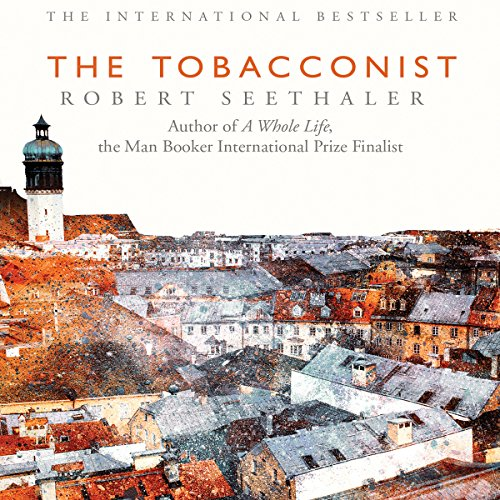 The Tobacconist audiobook cover art